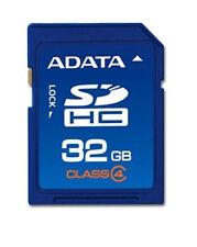 ADATA 32GB SDHC Cell Phone Memory Cards