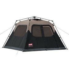 Coleman C&ing Tents 6 Person Cabin  sc 1 st  eBay & Coleman Camping Tents 8 Person Cabin | eBay