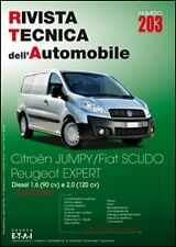 Schede e prove auto manutenzione ordinaria per Peugeot
