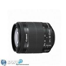 Canon EF-S Zoom Camera Lenses 18-55mm Focal