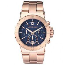 Michael Kors Armbanduhren aus Edelstahl mit Chronograph