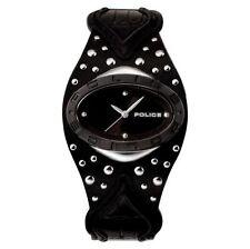 Ovale Quarz-Armbanduhren (Batterie) mit 12-Stunden-Zifferblatt für Erwachsene