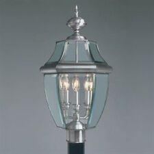 Brushed nickel outdoor lighting ebay landscape walkway lights aloadofball Images