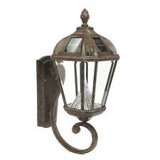 Battery dusk to dawn outdoor lighting for sale ebay outdoor wall porch lights aloadofball Gallery