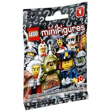 Collectable Minifigure Series Plastic LEGO Minifigures