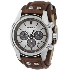 Fossil Men's Quartz (Battery) Wristwatches with Chronograph