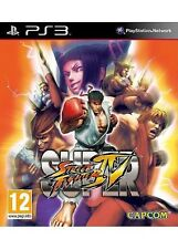 Jeux vidéo français Street Fighter PAL
