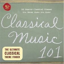 RCA Red Seal Classical Music CDs