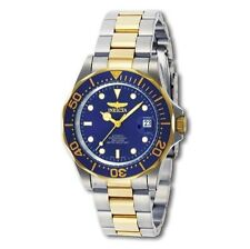 Invicta Pro Diver Sport Stainless Steel Band Wristwatches