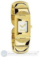 Polierte quadratische Armbanduhren mit 12-Stunden-Zifferblatt für Damen
