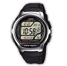 Digitale Quarz-Armbanduhren (Batterie) mit Silber