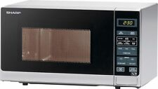 Sharp Microwaves with Child Safety Lock