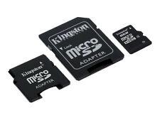 Cartes mémoire Kingston microsdhc pour téléphone mobile et assistant personnel (PDA), 8 Go