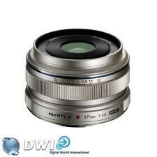 Mirrorless Auto & Manual Focus Camera Lenses 17mm Focal