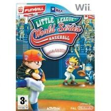 Baseball Sports PAL Video Games