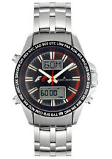 Jacques Lemans Armbanduhren aus Edelstahl für Erwachsene