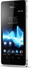 Sony Android Factory Unlocked White Mobile Phones