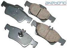 Akebono EUR986 Rear Ceramic Brake Pads