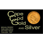 Cape Cod Gold and Silver Coin