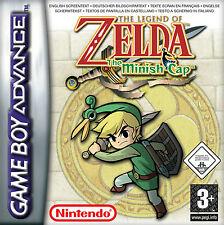 PC - & Videospiele The-Legend-of-Zelda für die Rollenspiele und Gameboy Advance