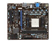 MSI AMD Mainboards mit PCI Express x1 Erweiterungssteckplätzen