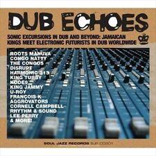 Soul Jazz Dub Music CDs