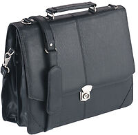 Falcon Synthetic Leather Laptop Briefcases
