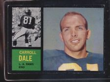 Topps Single Vintage (Pre-1970) Football Trading Cards