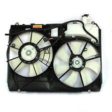 TYC 621110 Radiator And Condenser Fan Assy
