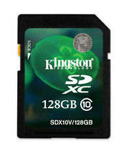 Kingston SDXC 128GB Camera Memory Cards