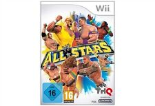 Sports Nintendo Wii THQ Video Games with Manual