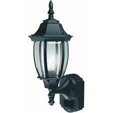 Contemporary Motion Activated Outdoor Wall U0026 Porch Lights