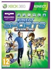 Sports Microsoft Kinect Compatible Video Games