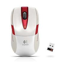 Logitech RF Optical Computer Mini Mice