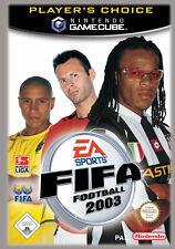 Fußball-PC - & Videospiele für den Nintendo GameCube