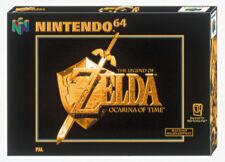 PC - & Video-Rollenspiele für den Nintendo 64 Zelda Legend of The
