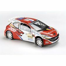 Véhicules miniatures Solido, Peugeot, 1:18