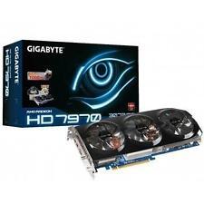 Cartes graphiques et vidéo GIGABYTE pour ordinateur AMD GDDR 5