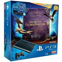 Sony PlayStation 3 Videospiel-Konsolen mit Super Angebotspaket Slim