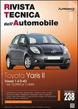 Schede e prove auto manutenzione ordinaria per Toyota