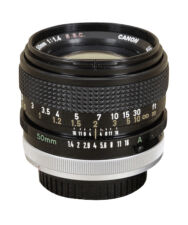 Canon FD Camera Lenses for Canon