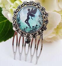 Mode-Haarschmuck im Haarkamm-Stil aus Glas