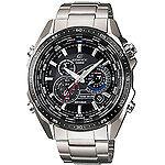 Quarz - (solarbetriebene) Armbanduhren mit Datumsanzeige