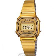 Casio Quarz-Armbanduhren (Batterie) mit Chronograph