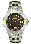 Men's Dress/Formal Gold Plated Case Quartz (Battery) Watches