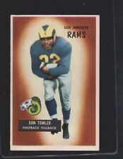 Bowman Lot Vintage (Pre-1970) Football Trading Cards