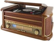 Plattenspieler & Turntables mit MW/UKW-Radio