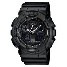 Casio Armbanduhren mit Datumsanzeige und mattem Finish