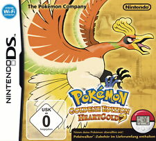 Goldene Edition HeartGold Pokemone-Rollen-PC - & Videospiele für den Nintendo