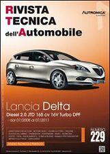 Schede e prove auto Lancia